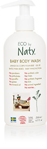Naty Organic – Body Wash, 200 ml