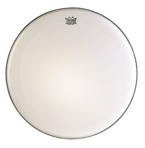Remo pm1020-mp Powermax Ultra Marching Bass Drum Head (20) (Remo Bass Drum Head 20)