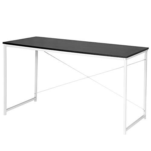 Woltu scrivania computer tavolo da lavoro ufficio scaffale for Scaffale da scrivania