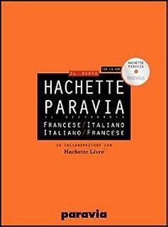 DIF Hachette Paravia. Dizionario francese-italiano, italiano-francese. Ediz. bilingue. Con CD-ROM (8839551557)   Amazon Products