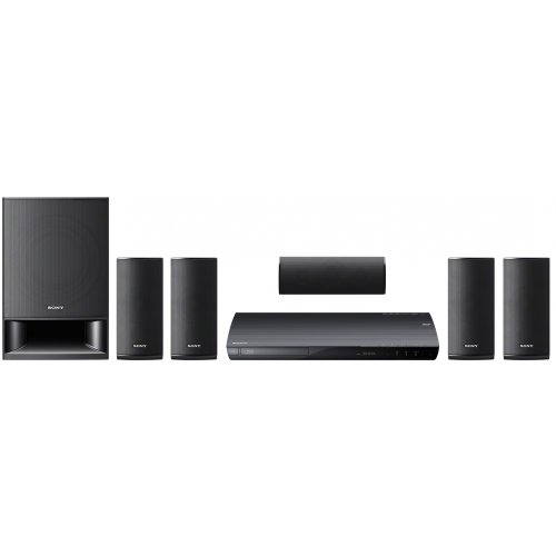 Sony BDV-E290 3D DVD/Blu-ray 5.1 Heimkinosystem (1000 Watt) mit Docking Station für Apple iPhone/iPod schwarz Sony Ipod Video