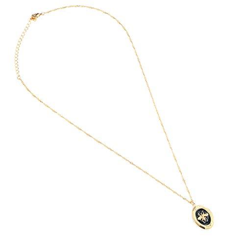 Vintage Taschenuhr Quarz Uhr mit Halskette Kette Uhr Watch, Gold