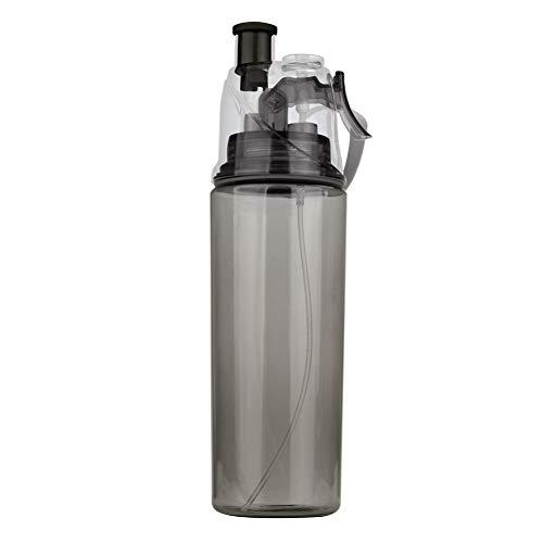 GHYJJJKU Wasserflaschen Sport Radfahren Nebel Spray Wasser Gym Strand Flasche Auslaufsicher TrinkenTour Wandern Im Freienwerkzeuge - Spray-flasche Classic