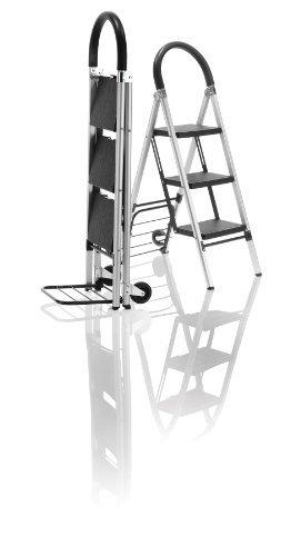 travel-smart-by-conair-ladderkart-professional-grade-stepladder-hand-cart-by-conair