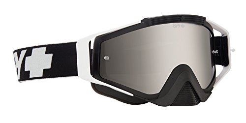 Spy Optic Omen MX goggles black / Happy bronze silver Spectra lens