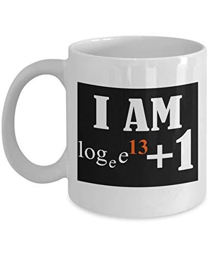 Math Formula Mug 11 OZ