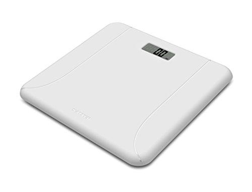 Salter elektronische Personenwaage aus Kunststoff - weiß (Plattform-skala Salter)