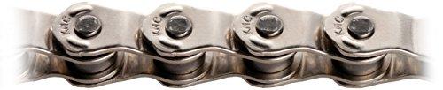 Fahrrad-kette-link (KMC Ketten HL-710 Half Link, Silber, HL710)