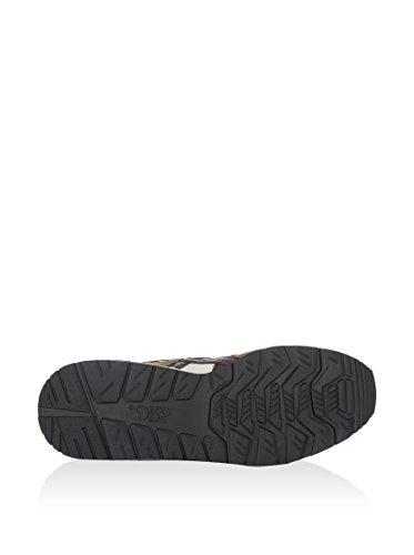 Asics Tiger GT-II chaussures Vert (Mehrfarbig)
