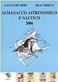 Image de Almanacco astronomico e nautico 2006