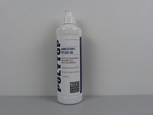 Polytop Kunststoffpflege Gel für den Außenbereich 500 ml