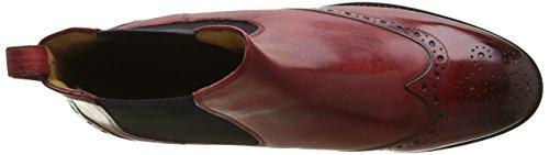 Melvin & HamiltonAmelie 5 - Stivali Donna Multicolore (Multicolore (Classc Red Navy Ls))