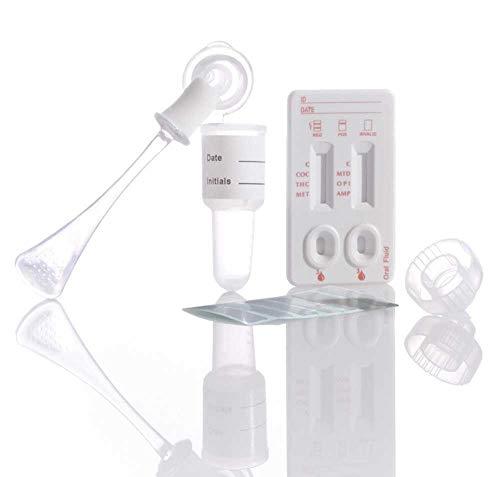 Drogentest Speichel Drug-Detect-Multi 6CA Saliva classic - 1 -