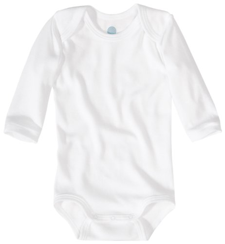 Sanetta 308500 Unisex - Kinder Babykleidung/ Unterwsche/ Bodys, Gr. 104 Wei