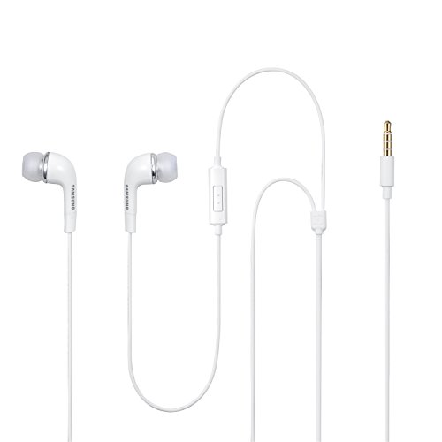 Samsung EHS64 EHS64AVFWECINU Wired Stereo Headset (White) Image 3