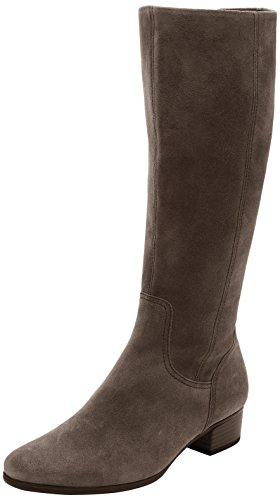 Gabor Shoes Damen Basic Stiefel, Braun (13 Wallaby), 42 EU