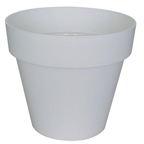 EURO3PLAST 2854.03 Kübel MITU PAC 40 cm - Blanc