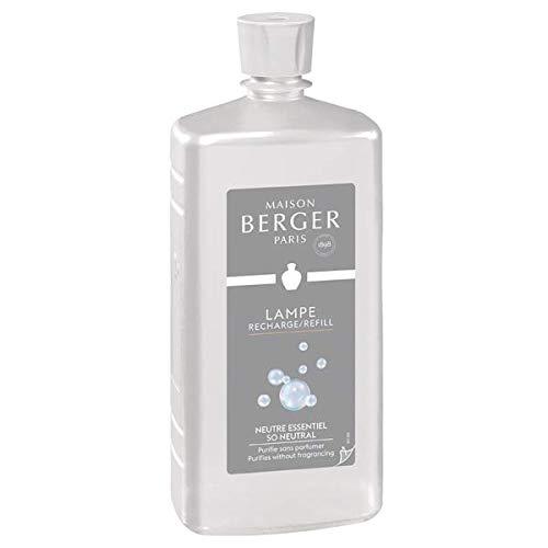 Lampe Berger Raumduft Nachfüllpack Neutre Essentiel / Neutrale Essenz 1 L -