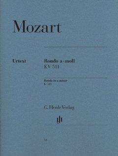 RONDO A-MOLL KV 511 - arrangiert für Klavier [Noten / Sheetmusic] Komponist: MOZART WOLFGANG AMADEUS