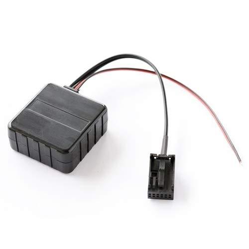 RUNNA Cable de Adaptador de Audio AUX. del módulo inalámbrico Bluetooth for...