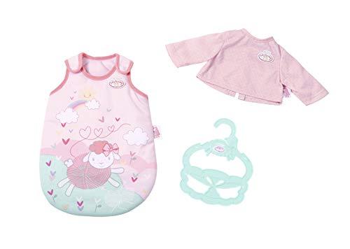 Zapf Creation 701867 Baby Annabell Kleiner Schlafsack 36cm, rosa, Mint