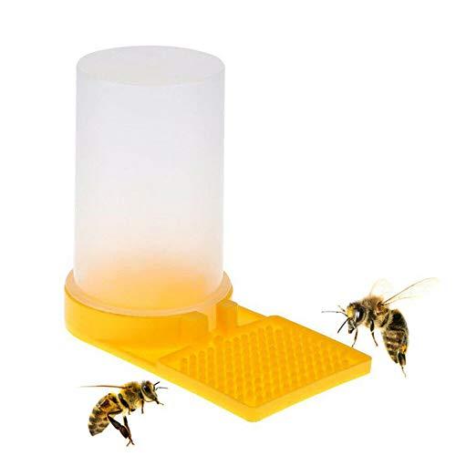 SIXCUP Bienen Wasser Bienentränke Imkerei Bienenstock Wasser Feeder Trinken Nest Eingang Imker Bienenzucht Imkereibedarf Tool Kit Imker Cup Tool (A)