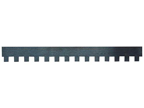 Jung Henkelmann HE823006 Ersatzklinge Zähne, Professionell, 6 mm x 6 mm, 280 mm Länge