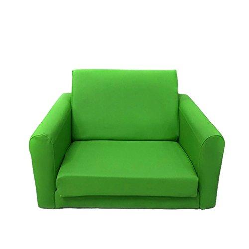 ALUK- small stool Sedile Comodo per Bambini Divano Pieghevole Multifunzionale Poltrona Carina Colore Bello Sgabello Kindergarten Comodo e Leggero Regalo di Compleanno Creativo