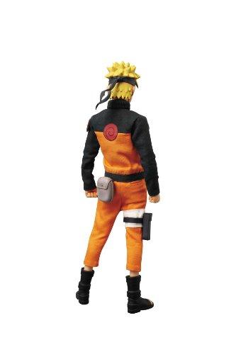 Naruto Shippuden Medicom Project BM Action Figure Naruto (japan import) 3