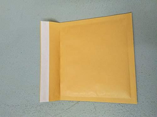 50 pezzi marrone buste postali imbottite busta bolle d'aria formato k10-10/k 37 x 48 cm spedizione gratuita
