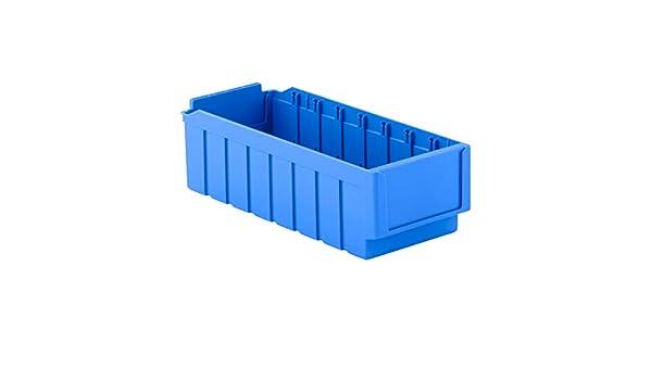Blau 8 Fächer Außenma... SSI Schäfer RK 421 Regalkasten Regalkasten Lagerkasten