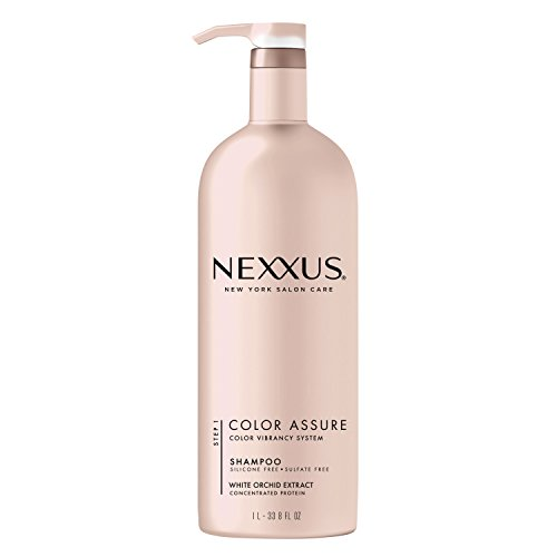 Nexxus Color Assure Replenishing Color Care Sulfate Free Shampoo 33.8 oz