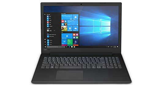 Lenovo V145-AMD-A6 15.6 inch HD Thin and Light Laptop (4GB RAM/ 1TB HDD/ Windows 10 Home with Office/ with DVD Writer/ Black/ 2.1 kg), 81MT003CIH