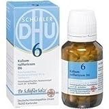 Biochemie Dhu 6 Kalium Sulfur D 6 Tabletten 200 s