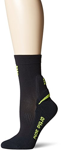 CEP Chaussettes de course Ortho Support d'Achille Socks wo47 Black/Green