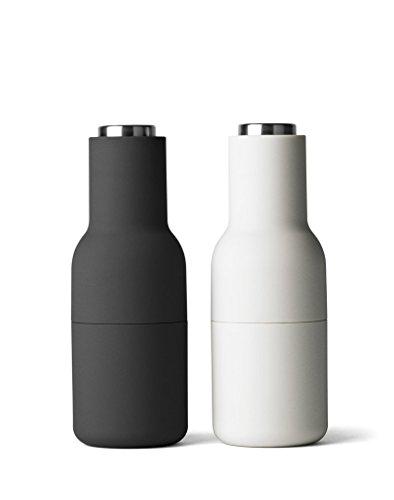 Menu - Bottle Grinder Steel Top Mühlen-Set - Norm Architects Top Mühle