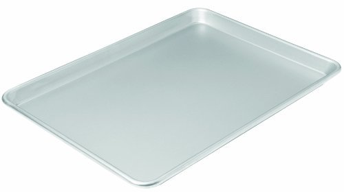 Chicago Metallic Commercial II Traditional Uncoated Large Jelly Roll Pan, 16-3/4 by 12-Inch by CHICAGO METALLIC - Chicago Metallic Jelly Roll Pan