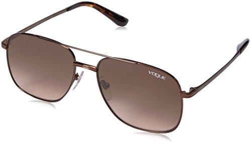 Vogue Eyewear Damen 0VO4083S 507413 55 Sonnenbrille, Braun (Copper Light Brown/Browngradient),