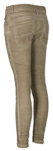 Girl from Paris -  Jeans  - Donna Beige