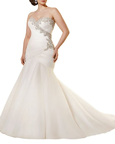 Tulle-Wedding-Dress-Mermaid-Bride-Dress-Wedding-2017-Sequins-Wedding-Dress-Long