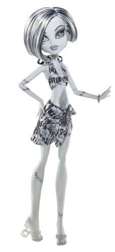 Monster High Frankie Stein (Black & White) Doll (Monster High Schwarz Und Weiß Frankie)