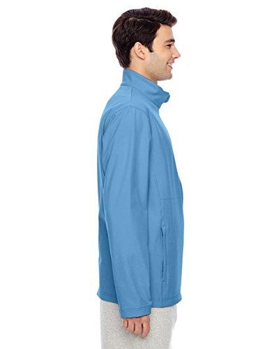 Team 365 TT80 Men's Leader Veste Softshell Bleu - SPORT LIGHT BLUE