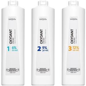 Loreal Oxidant Creme 9% 1000ml Creme 9