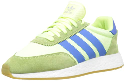 adidas Herren I-5923 Gymnastikschuhe - Gelb (Hi/Res Yellow/True Blue/Gum 3 Hi/Res Yellow/True Blue/Gum 3) - 44 2/3 EU Herren Schuhe Shop