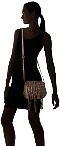 Tosca Blu - Magie Noire, Borse a secchiello Donna Marrone (Brown)