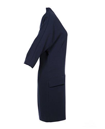 Laurèl robe femme Shibuya Bleu - Bleu