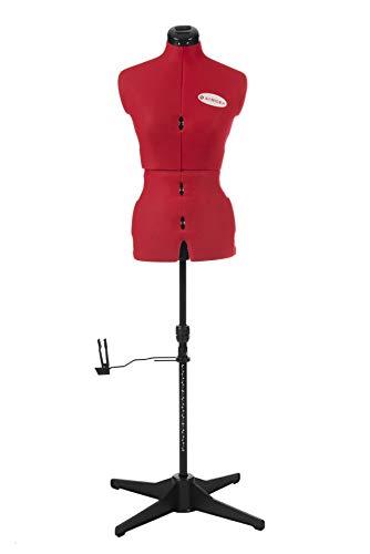 Singer fg952maniquí de Costura Ajustable Mujer Busto (Talla 36A 44) S/M