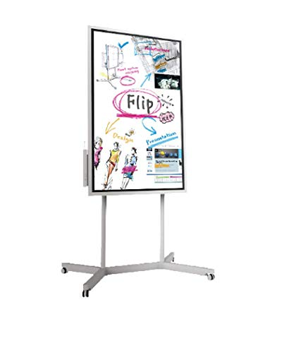 Samsung Flip (LH55WM) LED Display Flipchart, 139,7 cm (55 Zoll), weiß Digital Navigation System