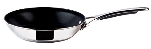 Meyer Stainless Steel 28 cm Frying Pan - Silver