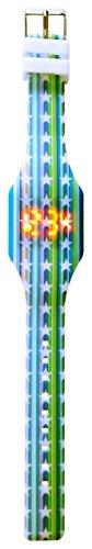 DISOK - Reloj Led Silicona (Niño) - Relojes LED Digitales, Relojes Reloj para Niños Infantiles Adolescentes, Detalles y Recuerdos de Comuniones Cumpleaños, Bodas